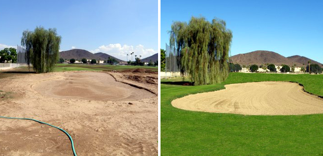 Pro-Turf International Completes Renovation Of Practice Facility At The Legend At Arrowhead In Arizona
